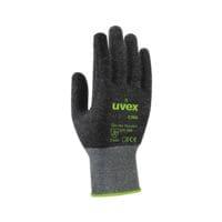 UVEX Unisex Schnittschutzhandschuhe »C300 dry« Größe 10
