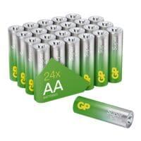 GP Batteries 24er-Pack Batterien »Super Alkaline« Mignon / AA / LR06