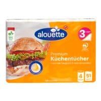 alouette Küchenrollen »Premium« 3-lagig