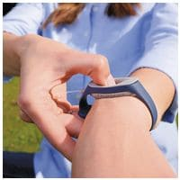 Cleanbrace Desinfektions-Armband »Cleanbrace« Made in Germany