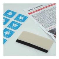 COALA Selbstklebende Schutzfolie mit antimikrobieller Beschichtung »COVERSAFE™« 149 cm x 2,9 m