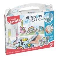 Maped Creativ Bastel-Set »Window Sticker«