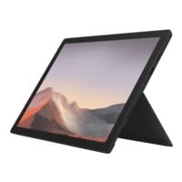 Microsoft »Surface Pro 7 PVR-00018/8GB/256GB« Intel Core i5-1035G4 mattschwarz