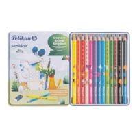 Pelikan Set 12+1 Buntstifte/Bleistift »combino«