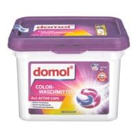 domol Colorwaschmittel »3in1 Active Caps« 22 WL