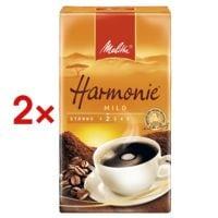 Melitta 2x Kaffeemischung gemahlen »Harmonie« 500 g
