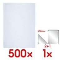 Versandtaschen, C5 90 g/m² ohne Fenster inkl. 3-tlg. Musterpaket »Selbstklebelösungen Probeco«