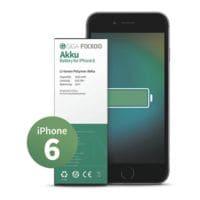 GIGA Fixxoo Ersatzakku für iPhone 6