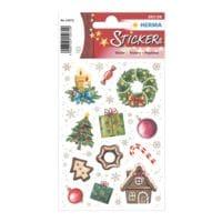 Herma Sticker-Set »Weihnachtszeit«
