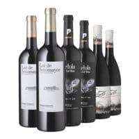 Rindchen's Weinkontor 6-tlg. Wein-Set »Spaniens Rebsortenvielfalt«