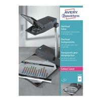 Avery Zweckform Overhead-Color-Laserfolien »Sensorstreifen lang«