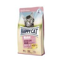 HAPPY CAT Trockenfutter »Minkas Kitten Care Geflügel« (500 g)