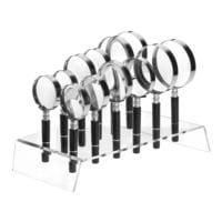 12-teiliges Lupen-Set