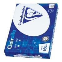 Multifunktionales Druckerpapier A4 Clairefontaine 2800 - 250 Blatt gesamt, 160g/qm
