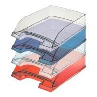 LEITZ Briefablage 5226 Plus, A4 Polystyrol, stapelbar bis 12 Stück