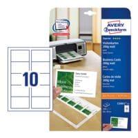 Avery Zweckform Visitenkarten C32011-25