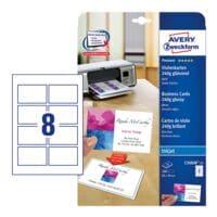 Avery Zweckform Visitenkarten C32028-25