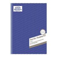 Avery Zweckform Formularbuch »Post-Ein-/Ausgangsbuch 931«