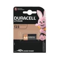 Duracell Photo Batterie »Photo Lithium Ultra« 123 / CR17345