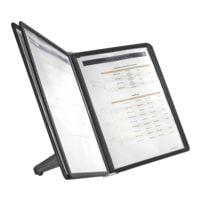 Durable Sichttafelständer »Sherpa® Soho 5 554001«