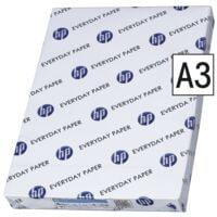 Multifunktionspapier A3 HP Office - 500 Blatt gesamt, 80g/qm