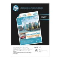 HP Foto-Laserpapier »HP Professional Photo Paper 200 Laser matt«
