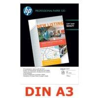 HP InkJet-Papier »HP Professional 120 matt«, A3 120g