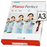 Multifunktionales Druckerpapier A3 Plano Perfect - 500 Blatt gesamt