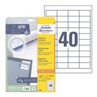 Avery Zweckform 1200er-Pack Universal Klebeetiketten »4780«