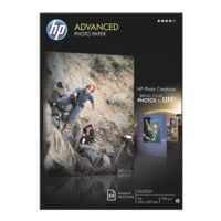 HP Fotopapier »HP Advanced Fotopapier A4«