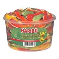 Haribo Fruchtgummi »Riesenschlangen«