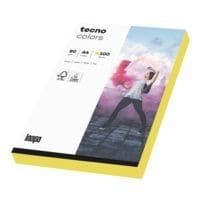 Farbige Papiere A4 Papyrus Rainbow Neon - 100 Blatt gesamt