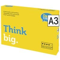 Multifunktionales Druckerpapier A3 Data-Copy Everyday Printing - 500 Blatt gesamt