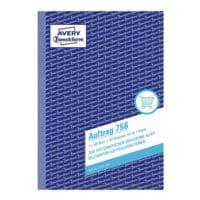 Avery Zweckform Formularbuch »Auftrag« A5 - 2-fach - Blaupapier