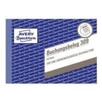 Avery Zweckform Formularbuch »Buchungsbeleg«