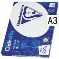 Multifunktionales Druckerpapier A3 Clairefontaine 2800 - 125 Blatt gesamt