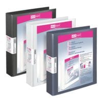 Veloflex Präsentationsringbuch (2 Ringe) bis 300 Blatt A4 »VELODUR® 41471«