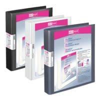 Veloflex Präsentationsringbuch (4 Ringe) bis 300 Blatt A4 »VELODUR® 41481«