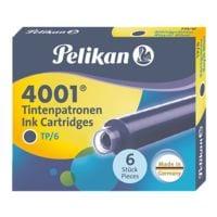 Pelikan Tintenpatronen »4001« (6 Stück)