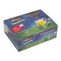 Meßmer Pfefferminztee »Profi Line« Tassenportion, unkuvertierte Beutel, 100er-Pack