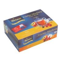 Meßmer Früchtetee »Profi Line« Tassenportion, unkuvertierte Beutel, 100er-Pack