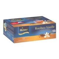 Meßmer Roobois-Tee »Profi Line Rooibos-Vanille« Tassenportion, unkuvertierte Beutel, 100er-Pack