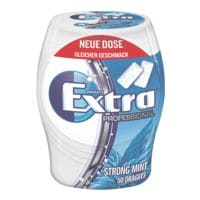 WRIGLEY´S Extra PROFESSIONAL Kaugummi »Extra Professional Strong Mint«