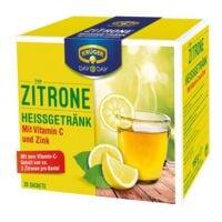 Instantpulver »Heiße Zitrone«