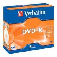 Verbatim DVD-Rohlinge »DVD-R« 43519