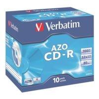 Verbatim 10 CD-Rohlinge »CD-R«