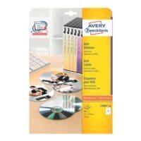 Avery Zweckform 40er-Pack DVD-Etiketten »L7860-20«