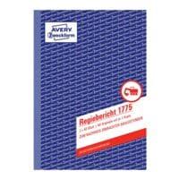 Avery Zweckform Formularbuch »Regiebericht« - 40 Blatt