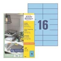 Avery Zweckform 1600er-Pack Farbige Etiketten