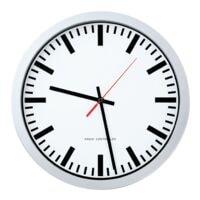 Peweta Uhren Funk-Wanduhr 51.001.323 Ø 30 cm